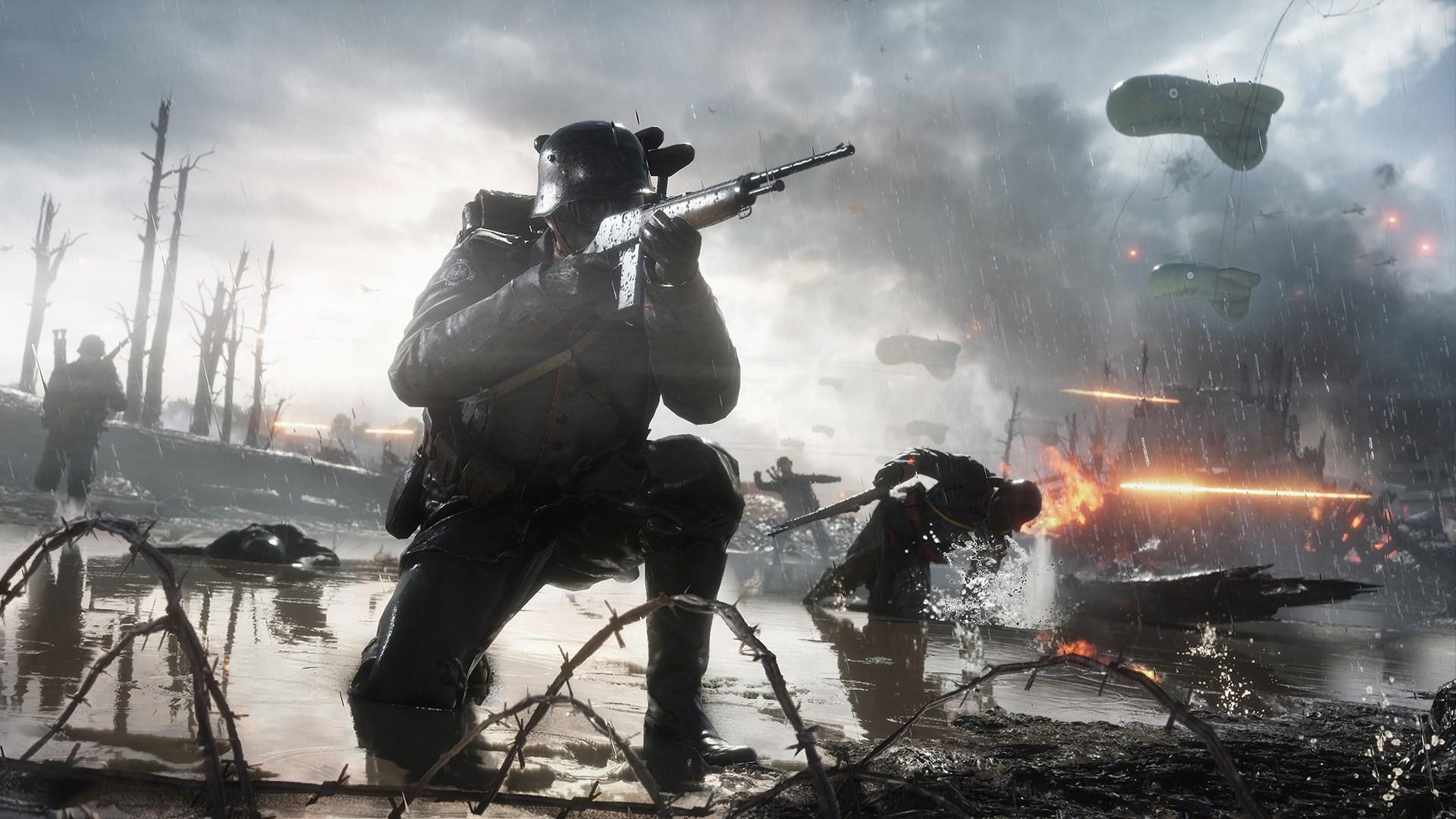 Hra Battlefield