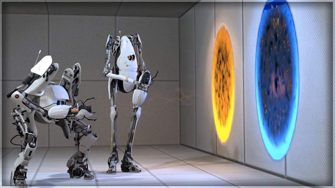 Hra Portal 2