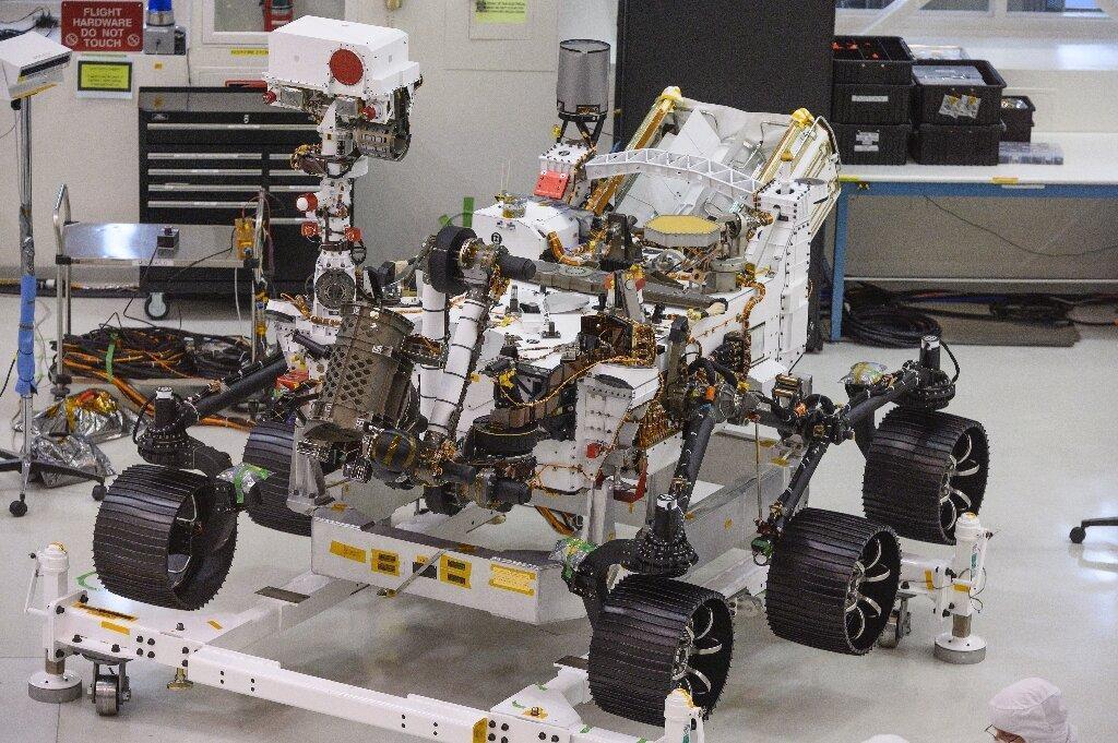 pristane rover Perseverance
