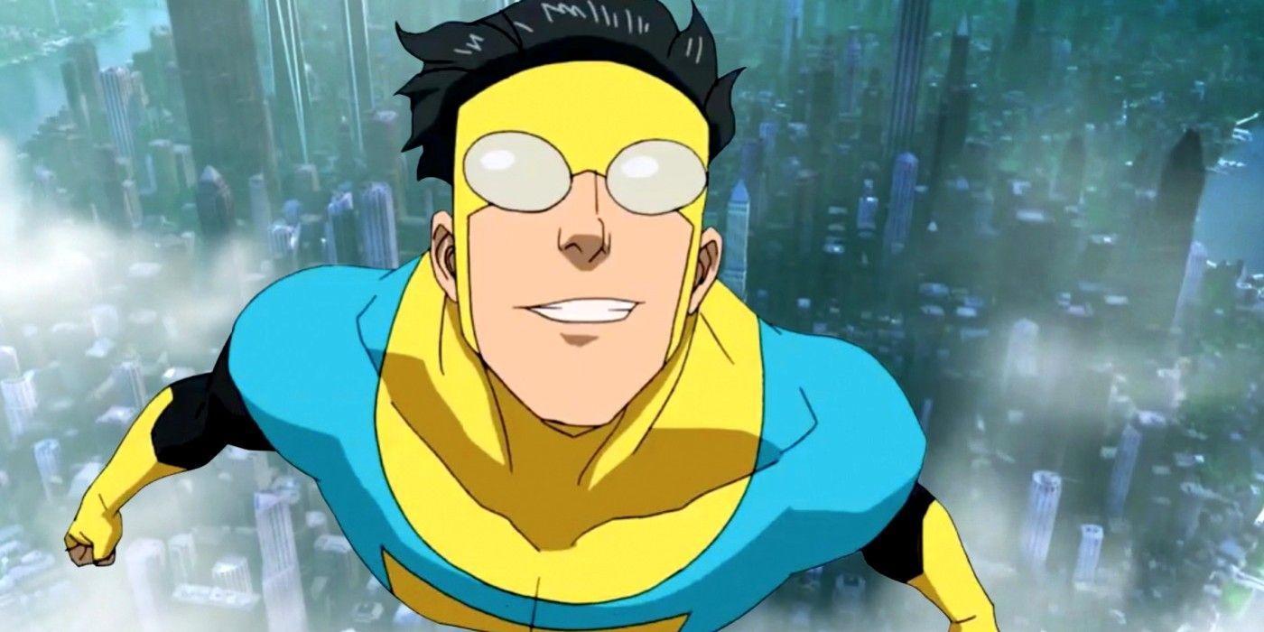 The Invincible Animovaný seriál pre dospelých Mark Grason
