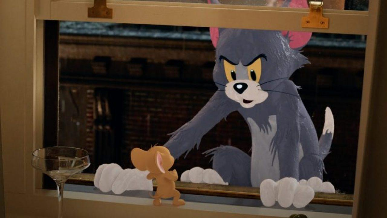 Tom a Jerry- No. 2