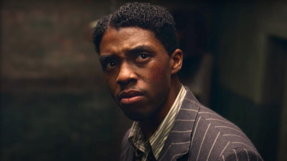 Chadwick Boseman- Best Actor?