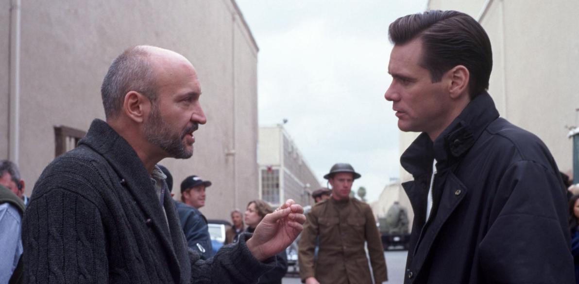 Jim Carrey a Frank Darabont