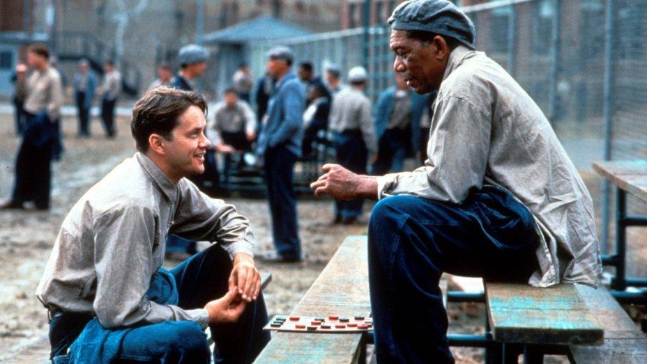 Vykúpenie z väznice Shawshank Zaujímavosti - 01