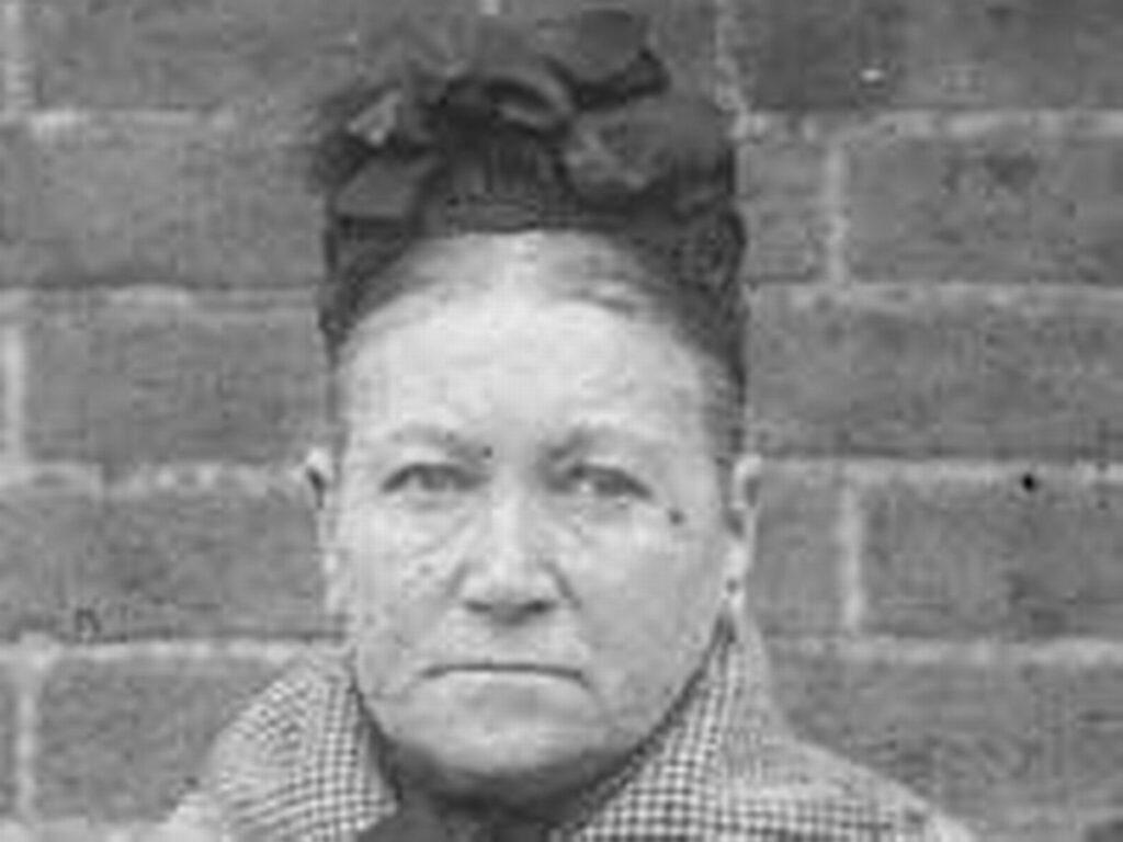 portrét Vrahyňa detí Amelia Dyer