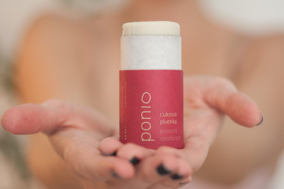 prírodné deodoranty