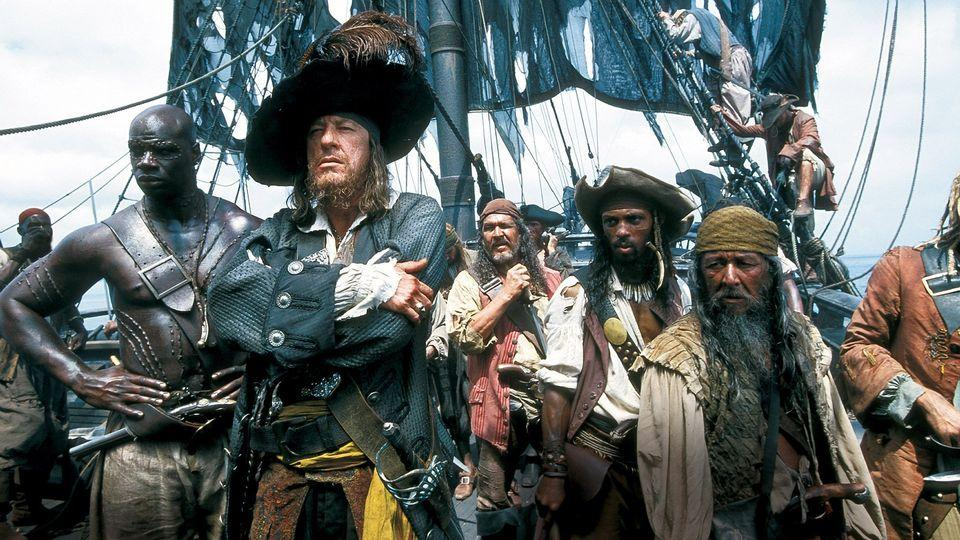 Piráti z Karibiku Zaujímavosti a fakty Barbossa