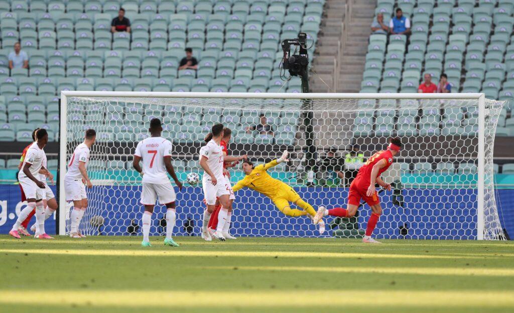 Švajčiarsko a Wales si obaja zo zápasu zobrali bod