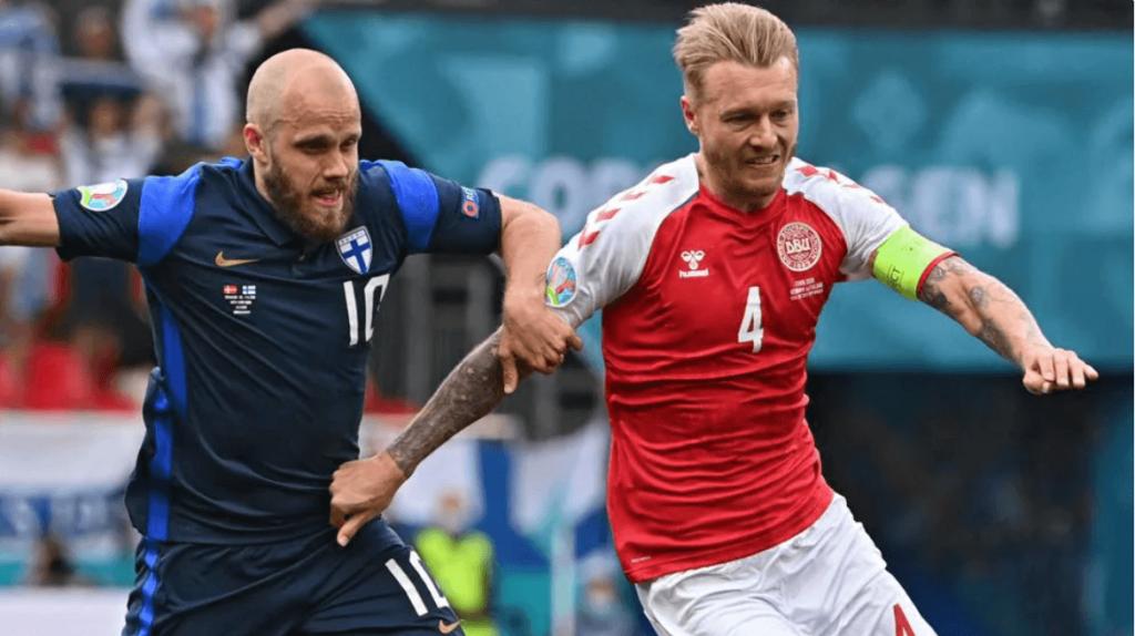 Fínsko zdolalo Dánsko 1:0