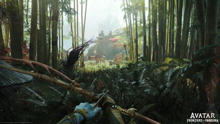Avatar Frontiers of Pandora Reveal
