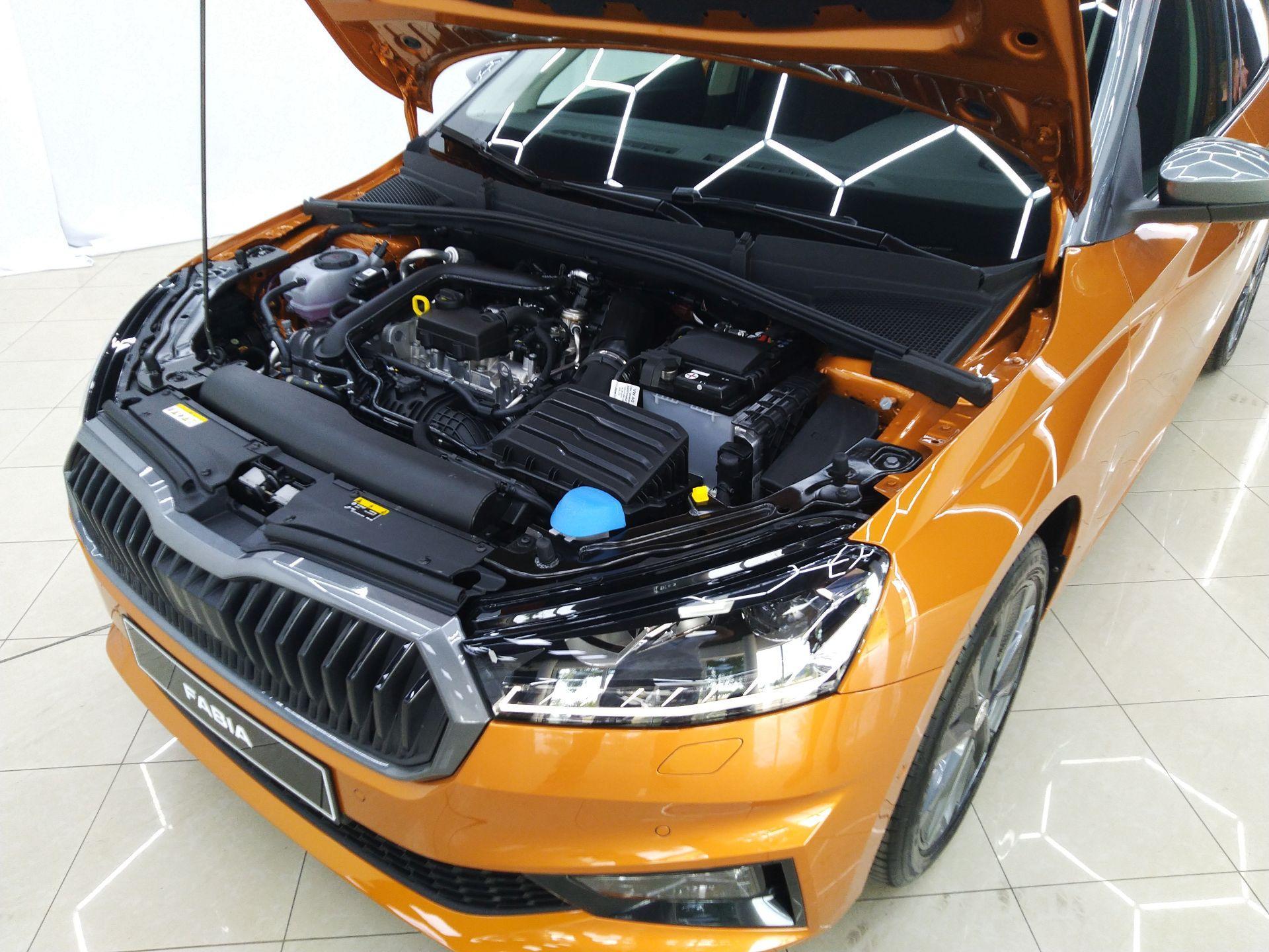 Škoda Fabia má motory so širokým rozsahom výkonov