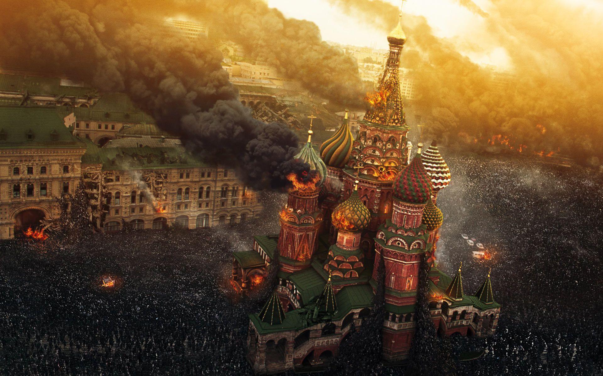 Světová válka Z od Maxe Brooks