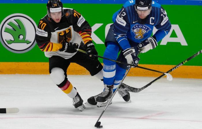 Semifinále MS v hokeji 2021