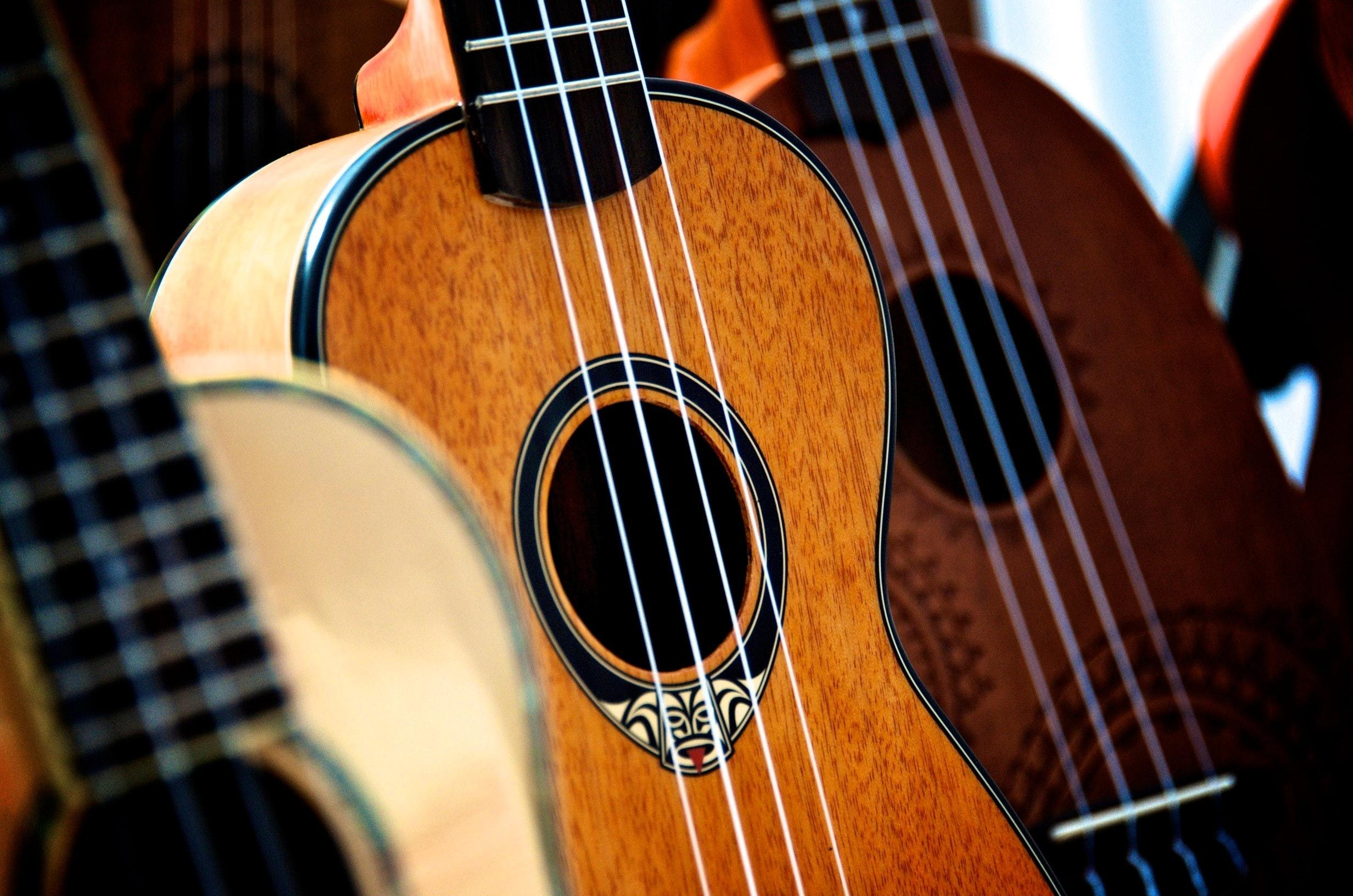ukulele gitaru