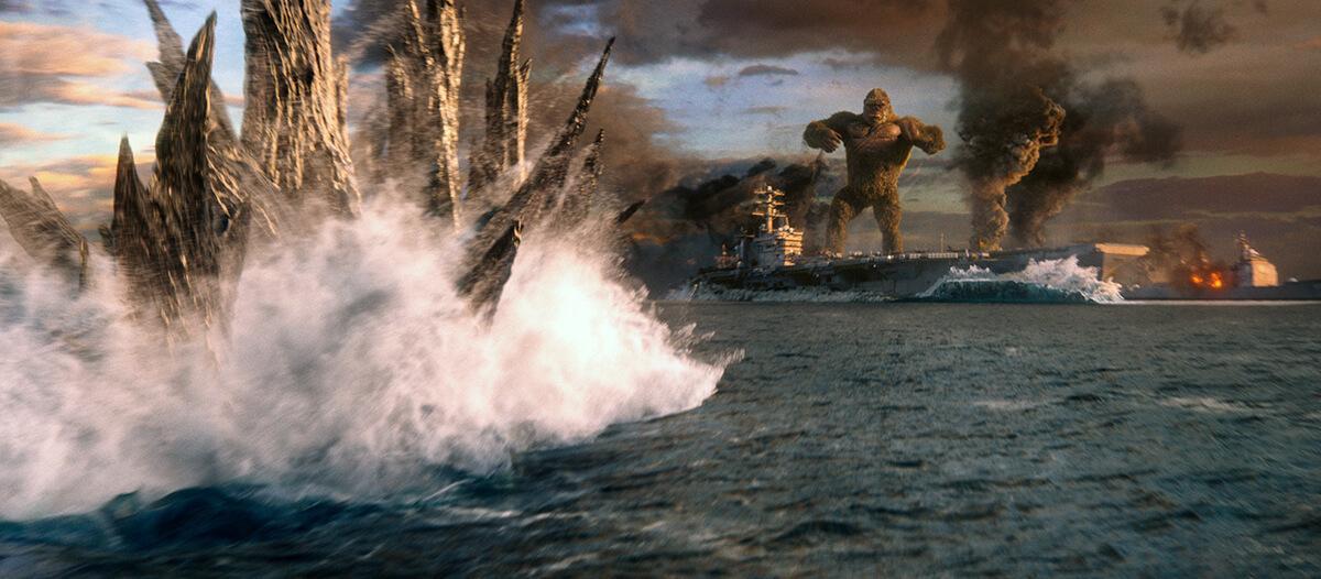 Godzilla vs. Kong vstupuje do slovenských kín