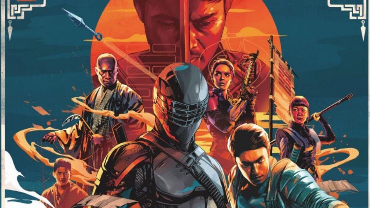 Snake Eyes: G. I. Joe Origins