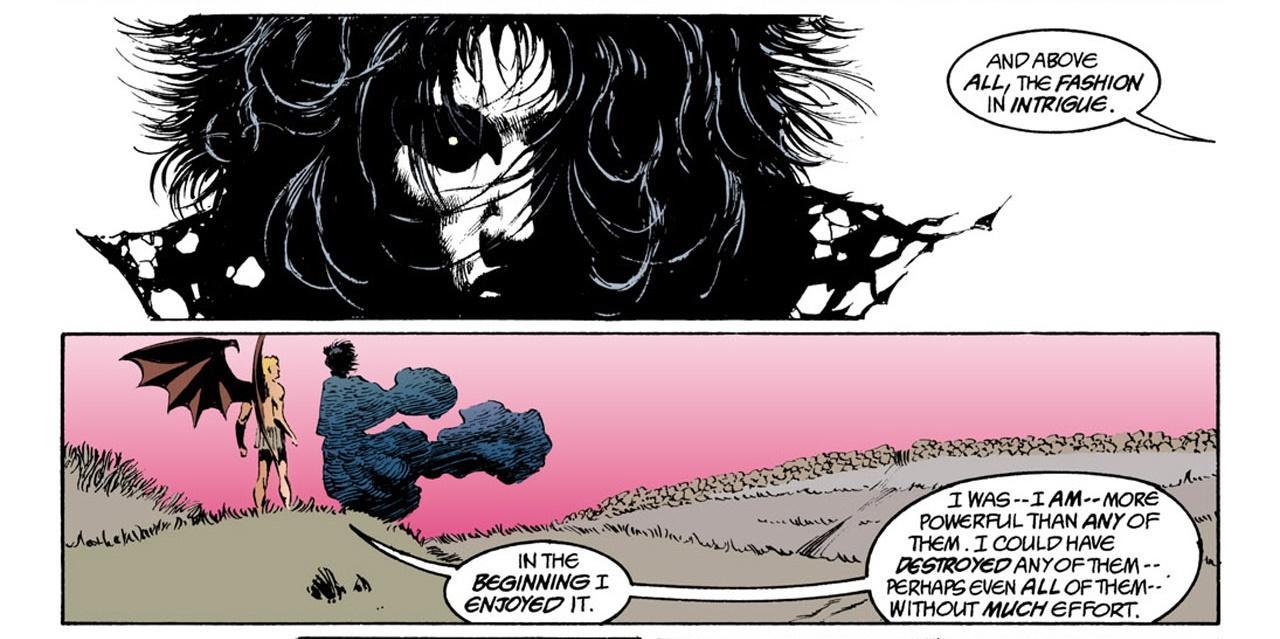 Sandman 4: Údobí mlh