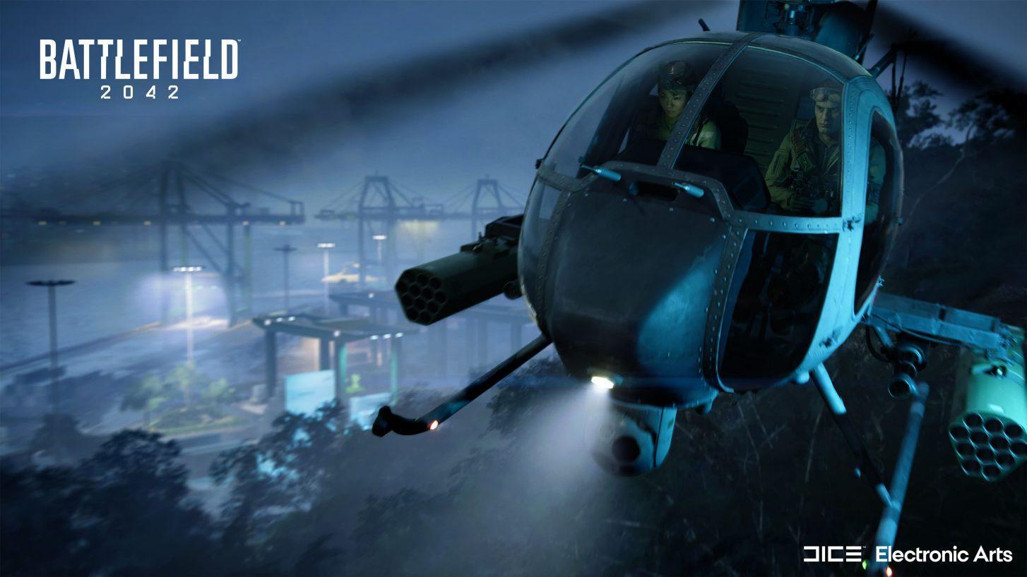 Battlefield 2042 požiadavky