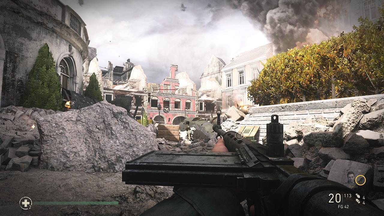 Call of Duty Vanguard teaser
