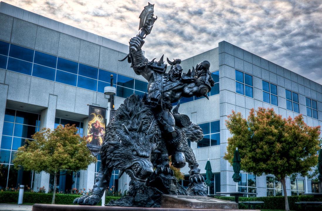 Prezident Blizzardu odstupuje