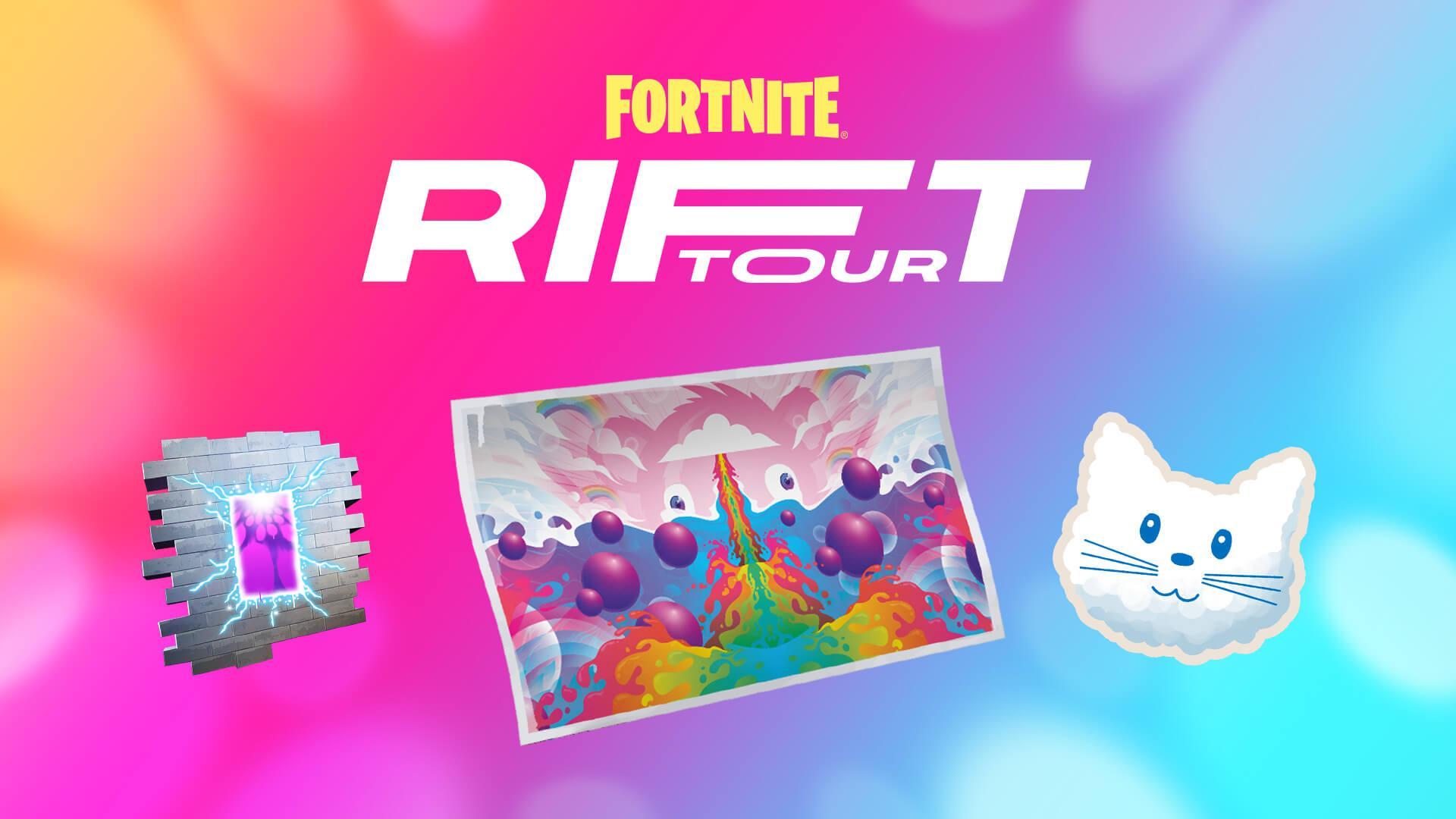 Ariana Grande Rift Tour