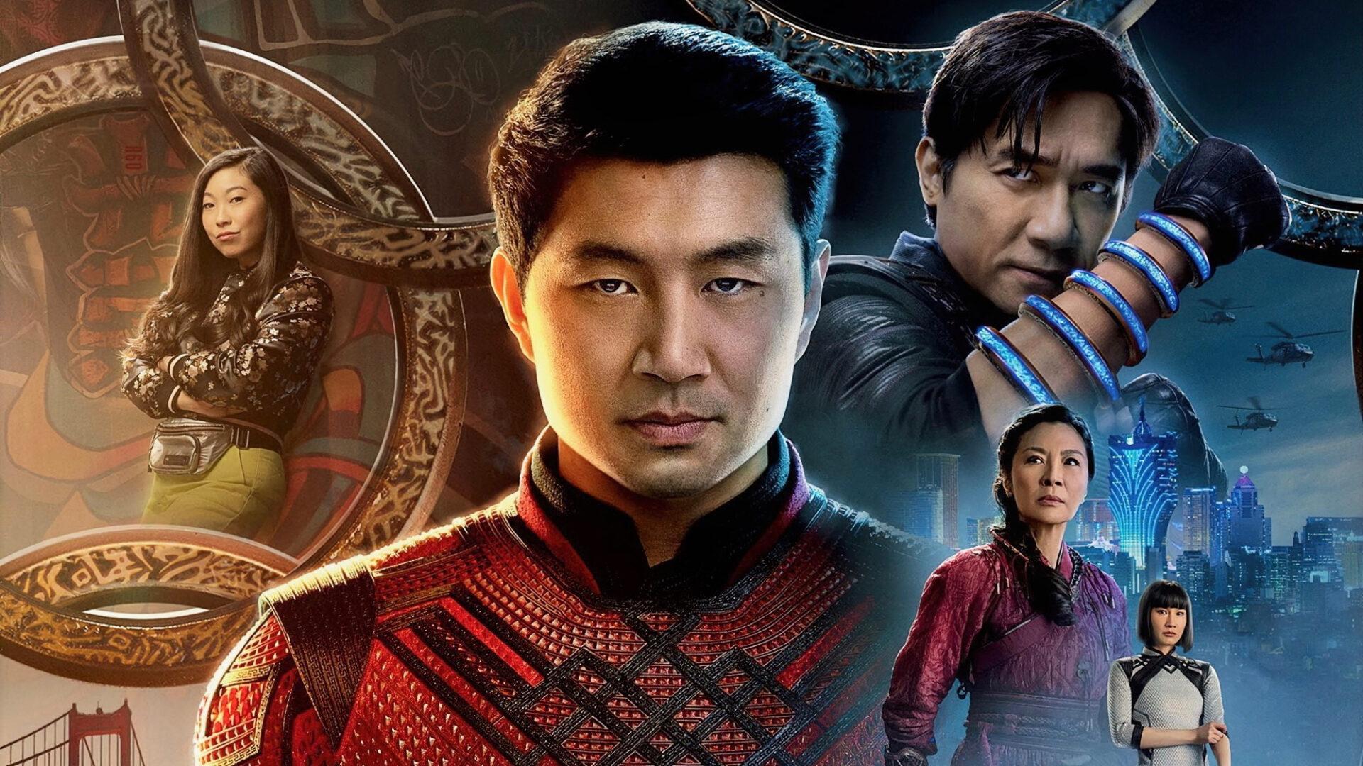 recenze Shang-Chi a legenda o deseti prstenech