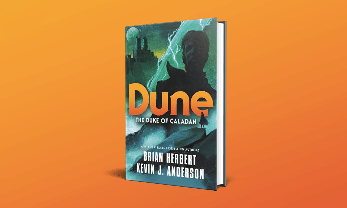 dune duna knihy