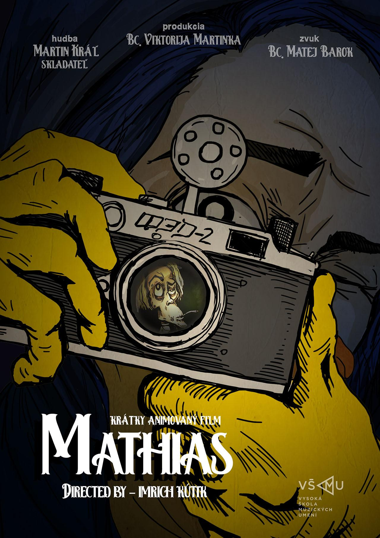 Martin Kráľ Mathias