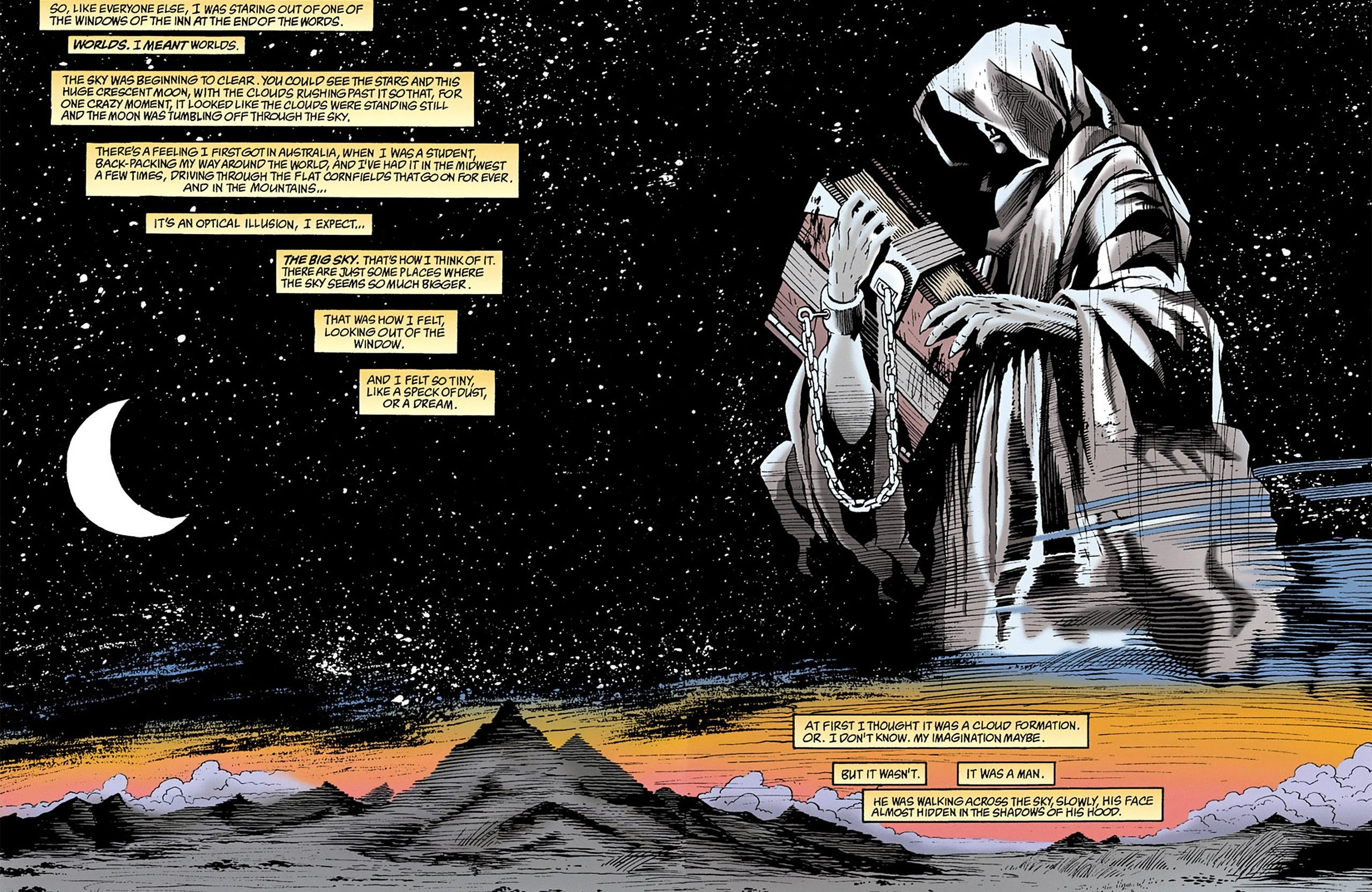 Sandman 8: Konec světů
